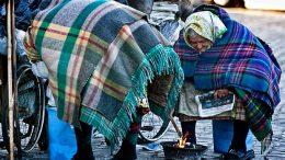 poveri emergenza freddo