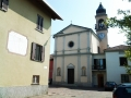 Civello, piazza della chiesa