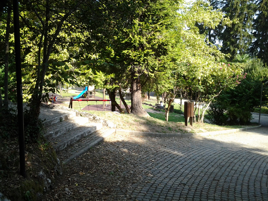 Parco Comunale, giochi