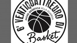 Ventiquattreuro di basket GS Villa Guardia