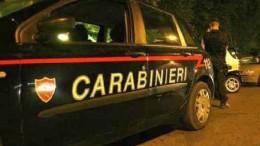 carabinieri in chiesa