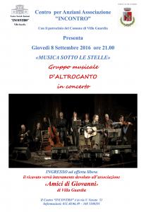 Locandina Concerto  8 Settembre 2016 omar