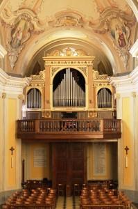 L'organo Nasoni&Gandini di Civello
