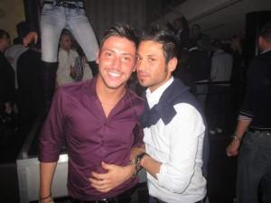 Adriano (a sx) e Alberto Giuliano.