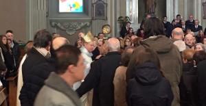 vescovo OScar Cantoni, 2