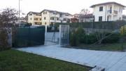 collegamento pedonale asilo area sportiva villa guardia