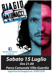 Biagio Tribute Villa Guardia Pro Loco