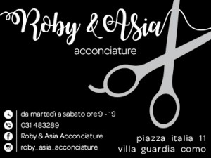 Roby&Asia acconciature