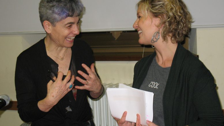 Luisa Carnini e Rita Bonfanti