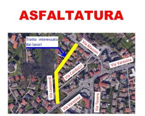 asfaltature villa guardia