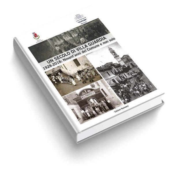 Libro storico di Villa Guardia