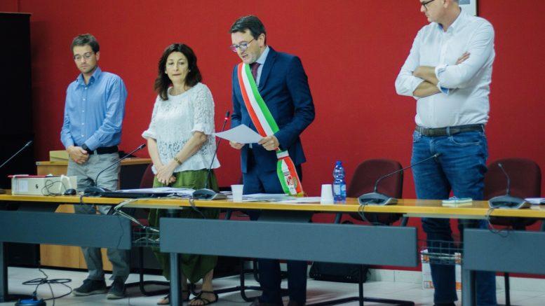 Valerio Perroni consiglio comunale