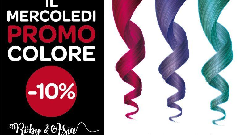 Promo colore Roby&Asia